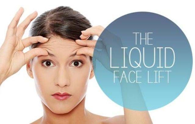 liquid facelift behandeling met fillers